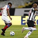 Bahia perdeu para o Atlético-MG e vai ter que reverter desvantagem para não ser eliminado na Copa do Brasil