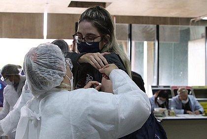 Brasil tem 50 milhões de vacinados com imunização completa contra a covid-19