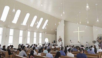 Memorial de Irmã Dulce com 1º túmulo da santa é inaugurado em Castro Alves, na BA