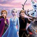 Anna, Elsa, Kristoff, Olaf e Sven estão de volta para mais aventuras em Frozen 2