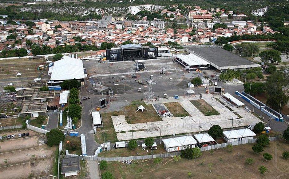 Governo publica edital para iniciar vendas do Parque de Exposições e outros terrenos