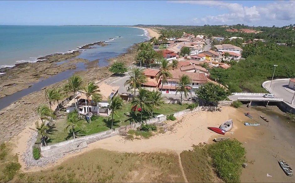 Santa Cruz Cabrália é uma das cidades que terá aeroporto