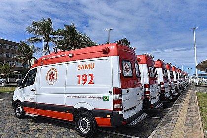 Saúde investe meio milhão de reais em requalificações do Samu Salvador em 2021