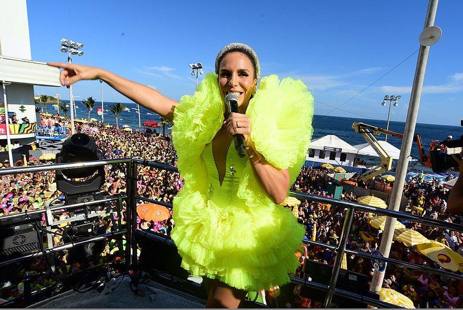 Mainha voltou! Fora do Carnaval de 2018, Ivete Sangalo retorna à folia  neste sábado - Jornal CORREIO | Notícias e opiniões que a Bahia quer saber