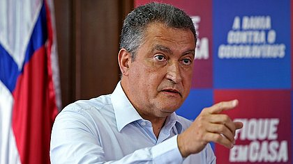 Governador Rui Costa comentou sobre a insegurança