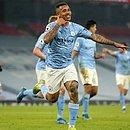 Gabriel Jesus fez dois gols na vitória do Manchester City sobre o Wolverhampton