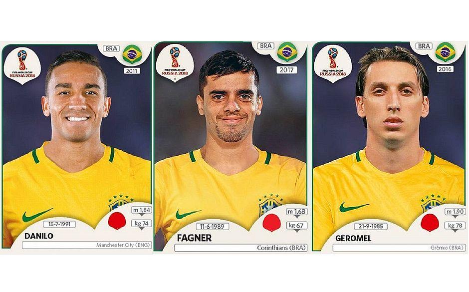 908fa7178 Álbum da Copa terá atualização com 100 novas figurinhas - Jornal ...