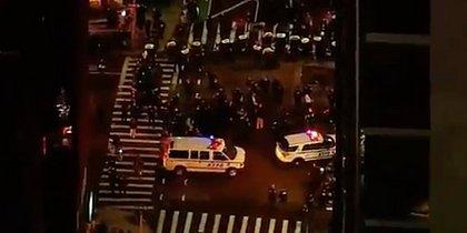 Carro atropela manifestantes do Black Lives Matter em Nova York