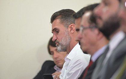 Mancini acompanha julgamento no Pleno do TJD
