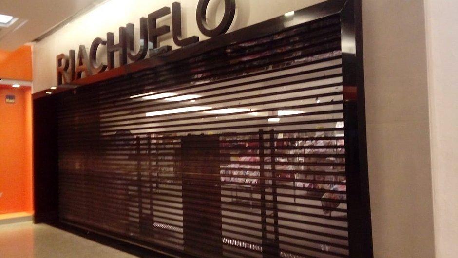 Loja Riachuelo fechou as portas após princípio de incêndio