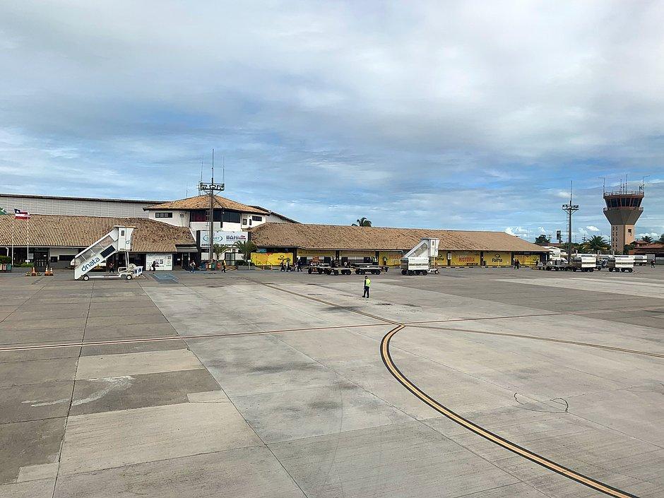 Aeroportos de Porto Seguro e Ilhéus voltam a operar com aviação regular