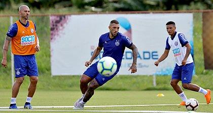 Após vencer na estreia, Bahia tenta mudar panorama no Brasileirão