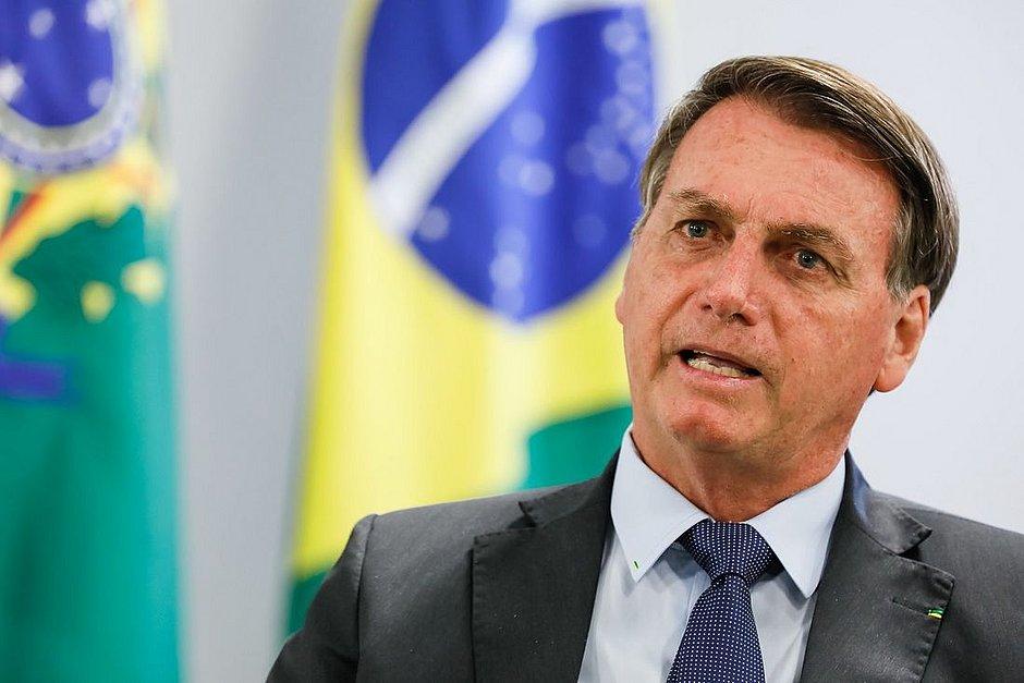 Após operação contra aliados, Bolsonaro fala em abusos e ideias perseguidas