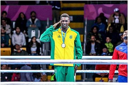 Keno foi medalhista de prata no Pan-Americano de 2019 e busca novo pódio em sua primeira Olimpíada