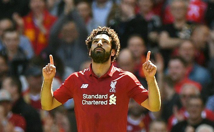 Fisioterapeuta diz que Salah vai interromper jejum para a final