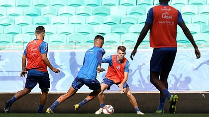 Time de transição vai representar o Bahia na estreia do tricolor na Copa do Nordeste