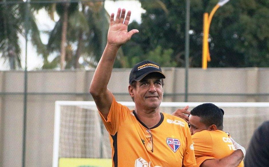 Barbosinha promete Bahia de Feira ofensivo na decisão do Baiano