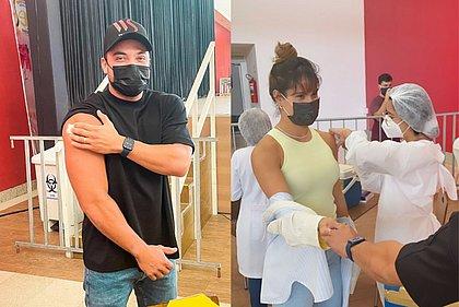Prefeitura de Fortaleza ouve profissionais que vacinaram mulher de Safadão