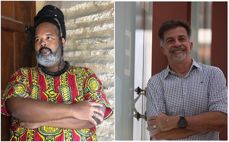 Chicco Assis e Fernando Guerreiro se encontram nesta quinta (4) no Diálogos