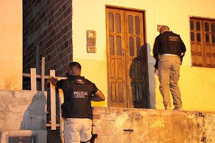 Quatro líderes do tráfico na Chapada Diamantina são presos em operação