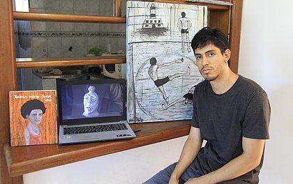 Ronald Júnior fará sua primeira mostra em Salvador