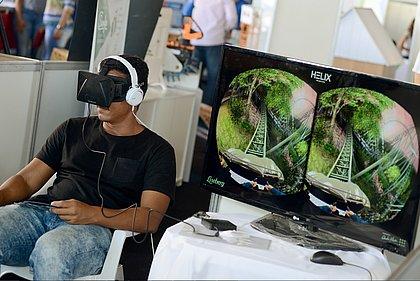 Cimatec desenvolve projetos na área de Realidade Aumentada e Inteligência Artificial