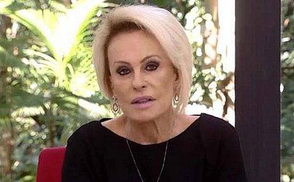 Ana Maria Braga será entrevistada no 'Roda Viva' nesta segunda