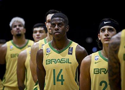 Por variante do coronavírus, Colômbia proíbe entrada da seleção brasileira de basquete