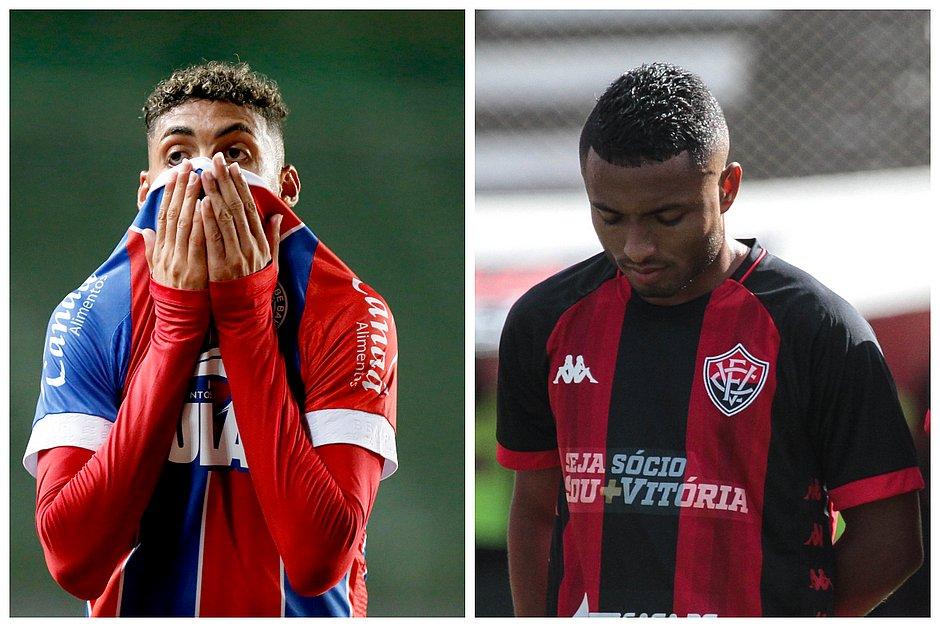 Bahia e Vitória são eliminados na semifinal