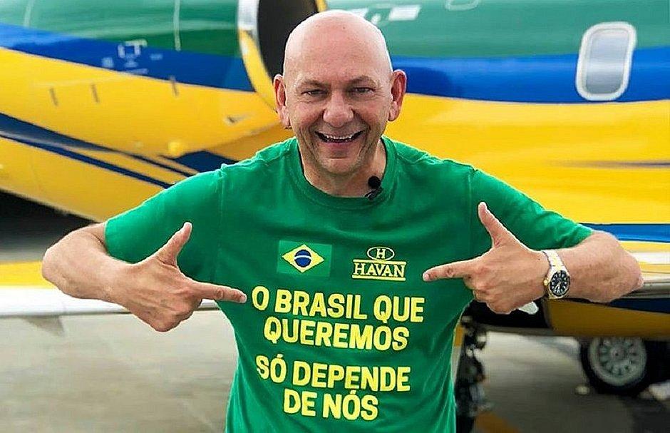 Dono da Havan tem auxílio emergencial aprovado em seu nome