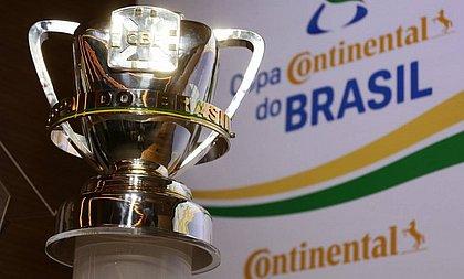 Sorteio da Copa do Brasil será no dia 2 de maio