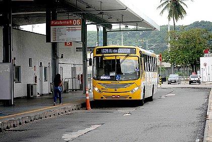 Salvador tem média de quase 4 assaltos a ônibus por dia em 2021