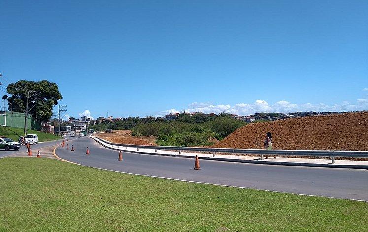 estrada velha do aeroporto