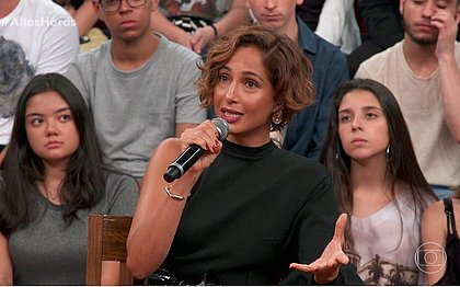 Camila Pitanga substitui Giovanna Ewbank e Karol Conka no Superbonita