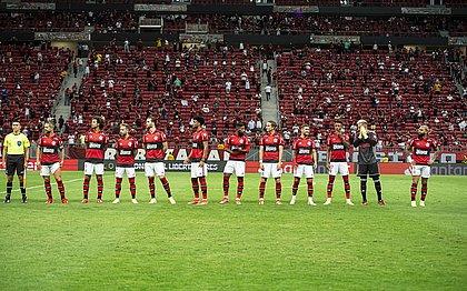 Flamengo já teve público em jogo na Libertadores