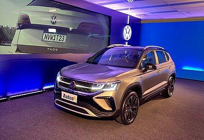 Tivemos acesso ao Taos, SUV da Volkswagen que irá concorrer com o Jeep Compass. O novo veículo chegará nas próximas semanas, mas o fabricante não divulgou os preços