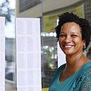 Cássia Maciel é Pró-Reitora de Ações Afirmativas e Assistência Estudantil da Ufba