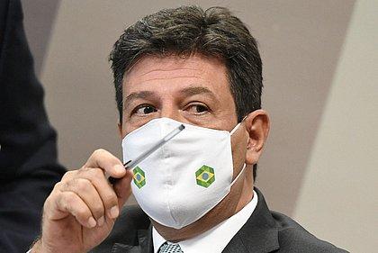 Em carta a Bolsonaro, Mandetta reclamou de falta de apoio e alertou sobre colapso