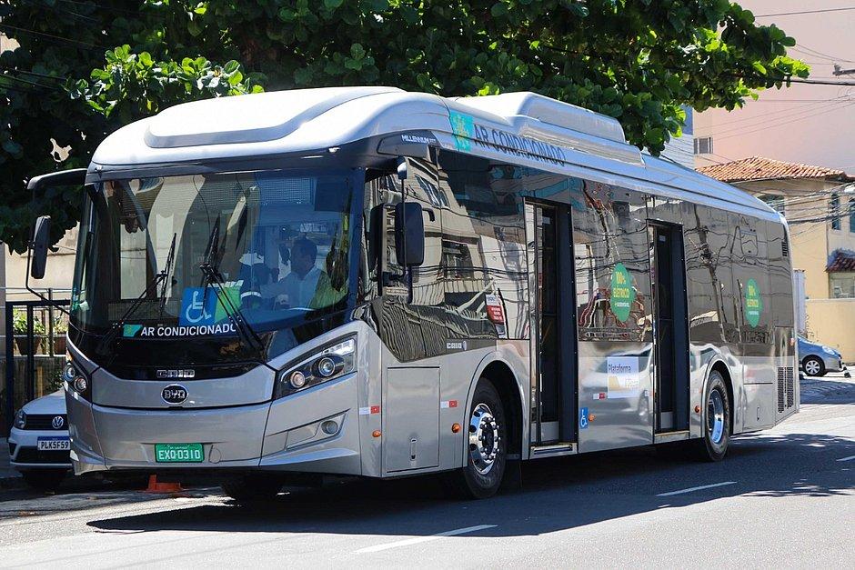 Salvador sedia debate internacional sobre ônibus elétrico  nesta quinta (30)