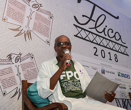 'A Flica conseguiu revitalizar o Recôncavo baiano', diz Zulu Araújo
