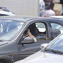 Reportagem flagrou motoristas usando o celular ao volante