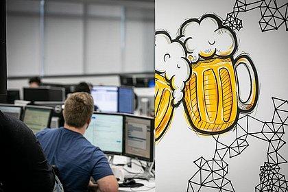 Ambev abre mais de 300 vagas de trabalho na área de tecnologia