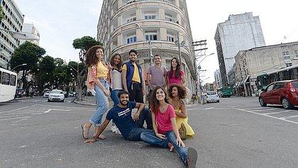 Visita a prédios simbólicos de Salvador marca especial do Correio de Futuro (Foto: Betto Jr./CORREIO)