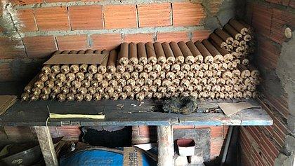 Bombeiros notificam fábrica clandestina de fogos em Alagoinhas