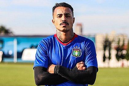 MC Livinho entrou no segundo tempo ajudou o São Caetano a empatar com a Portuguesa