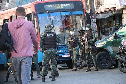 Em 48h, 14 envolvidos com tráfico de drogas são presos no Nordeste de Amaralina