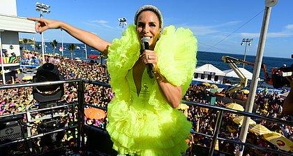 """Ivete Sangalo destaca a importância do evento: """"Faremos uma grande homenagem a Salvador"""""""