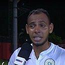 Mansur desabafou após vencer o Vitória no Barradão