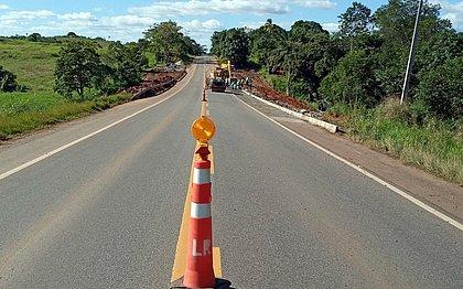 Rodovias baianas passarão por obras durante esta semana