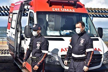 Agosto: Samu tem a maior queda de chamadas desde o início da pandemia